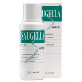 SAUGELLA ATTIVA PH 3,5 250 ML