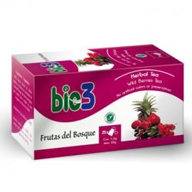 BIE3 FRUTAS DEL BOSQUE 25 INFUSIONES
