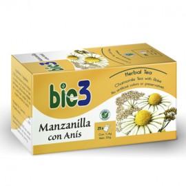 BIE3 MANZANILLA ANIS 25 INFUSIONES
