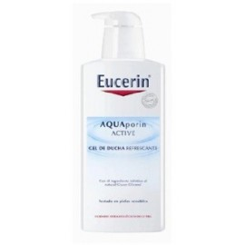 EUCERIN AQUAPORIN ACTIVE GEL DUCHA REFRESCANTE 400 ML