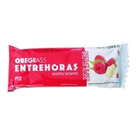 BARRITA SACIANTE OBEGRASS ENTRE HORAS FRUTOS ROJOS 30GR